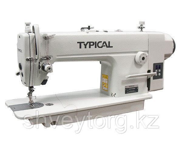 Прямострочная одноигольная машина TYPICAL GC 6158 НD