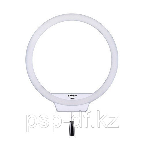 Кольцевой светодиодный осветитель Yongnuo YN-308 LED 3200-5500K