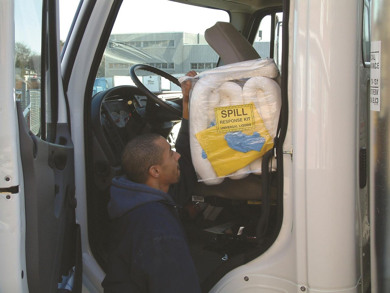 Truck Spill Kit Автомобильные наборы для ликвидации разливов нефтепродуктов и технических жидкостей
