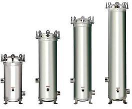 Мультипатронные фильтры тонкой очистки воды