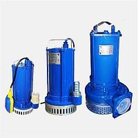 Насос для загрязненных вод ГНОМ 16-16 220В с датчиком уровня