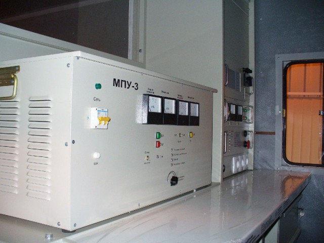 Передвижные электротехнические лаборатории -1