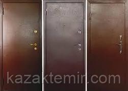 Входные двери неутепленные