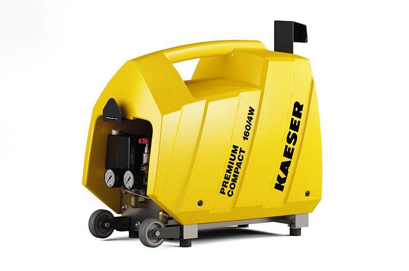 Индустриальный  KAESER Premium 160/4 W