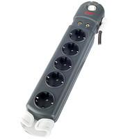 Фильтр сетевой/Network filter APC/P5BT-RS/5 розет./1,8 м/10 А/