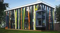 Фасадные панели Rockwool - Rockpanel