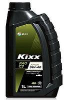 Моторное масло KIXX PAO C3 5w40 1 литр