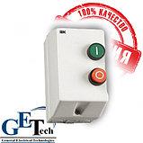 Контактор КМИ-23260 32 А в оболочке 380 В/АС-3 IP54 IEK, фото 2