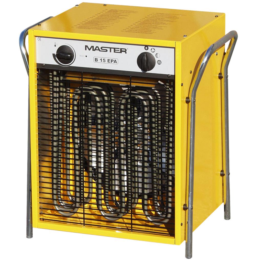 Электрический нагреватель Master B 5 EPB 380B
