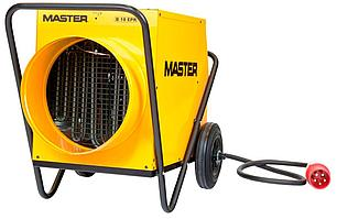 Электрический нагреватель Master B 18 EPR 380