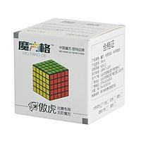 Головоломка Кубик Рубика 5x5x5 MoFangGe Tiger без наклеек, фото 1