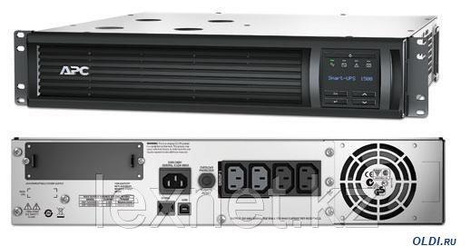 Источник бесперебойного питания/APC/SMT1500RMI2U/ Smart-UPS 1500VA LCD RM 2U 230V, фото 2