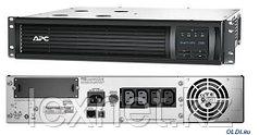 Источник бесперебойного питания/APC/SMT2200RMI2U/ Smart-UPS 2200VA LCD RM 2U 230V