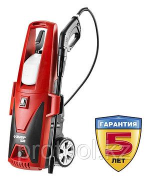 Мойка высокого давления (минимойка) электр, ЗУБР АВД-165,макс. 165Атм,396л/ч,2400Вт,колеса, фото 2