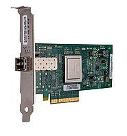 Однопортовая оптическая сетевая карта QLE2560 Qlogic 8Gb Single Port FC HBA, x8 PCIe, SR LC multi-mode optic
