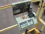 Б/у Самоходный ножничный дизельный подъемник H18SX , фото 4