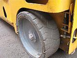 Б/у Самоходный ножничный электрический подъемник Compact 12, фото 4