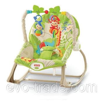 """Кресло-качалка """"Веселые обезьянки из тропического леса"""" от I-baby"""
