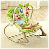"""Кресло-качалка """"Веселые обезьянки из тропического леса"""" от I-baby, фото 3"""
