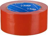 """Армированная лента, ЗУБР """"ПРОФЕССИОНАЛ"""" 12094-50-25, универсальная, влагостойкая, 48мм х 25м, красная, фото 1"""