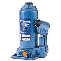 Домкрат гидравлический бутылочный, 5 т, h подъема 197–382 мм// Stels