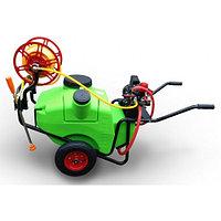 Дезустановка DS-Green на 100 литров с электродвигателем