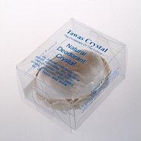 Кристалл в бамбук. корзинке и пластик. коробке 120 гр, фото 1