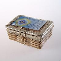 Кристалл в бамбуковой шкатулке -  большой 120гр, фото 1