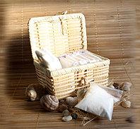 Кристалл мульти-порошок (10 пакетов в бамбуковой шкатулке по 20гр), фото 1