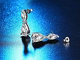 "Серьги с кристаллами ""Diana"", фото 7"