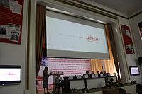 14 сентября прошел Международный маркшейдерский форум в КарГТУ