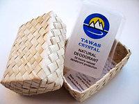 Кристалл в брусках с глицерином в коробке из  пальмы Бури( плавленный), фото 1