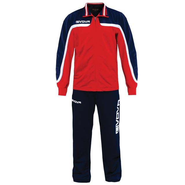 Спортивный костюм GIVOVA TR021 1204 TUTA EUROPA