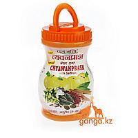 Чаванпраш с шафраном (Chyawanprash Patanjali) 0,5 кг. Эликсир молодоcти