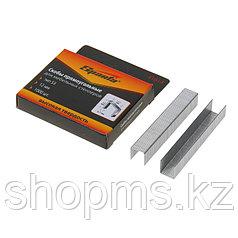 Скобы, 12 мм, для мебельного степлера, тип 53, 1000 шт.// Sparta