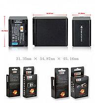 Аккумуляторы NP-FV100 /7.4 V /5700 mAh/  Li-ion на Sony, фото 3