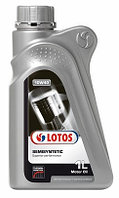 Моторное масло LOTOS SEMISYNTETIC DIESEL THERMAL CONTROL 10w40 1 литр