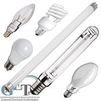 Лампы светодиодные, энергосберегающие, люминесцентные, ДРЛ, ДНаТ, бактерицидные