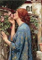 """Набор для вышивания крестом """"В саду"""""""