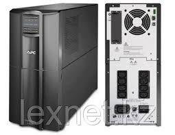 Источник бесперебойного питания/APC/SMT3000I/ Smart-UPS 3000VA LCD 230V