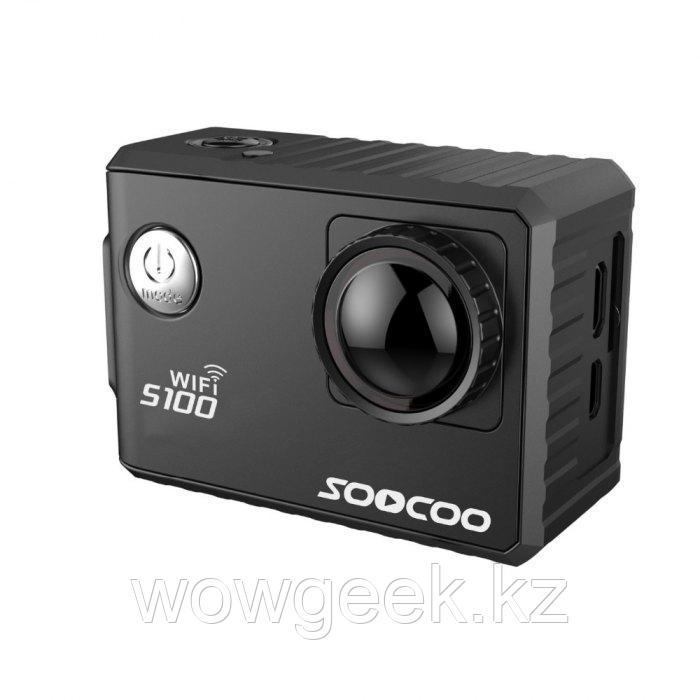 SOOCOO C100/S100 Камера Действий 4 К Wi-Fi Встроенный Гироскоп с GPS Расширение