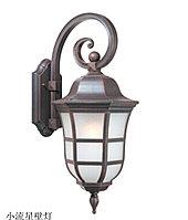 Настенный садово-парковый светильник M8102W