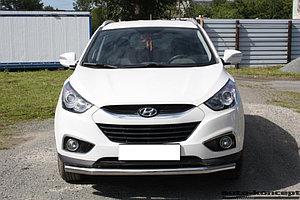 Защита передняя D 60,3 Hyundai IX-35