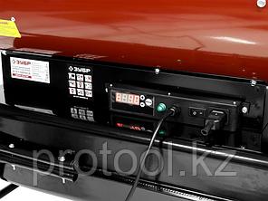 """Пушка ЗУБР """"МАСТЕР"""" дизельная тепловая, 220В, 65,0кВт, 1600 м.куб/час, 55,5л, 6,0кг/ч, дисплей, фото 2"""