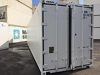 Рефрижераторный контейнер Carrier 40 футовый