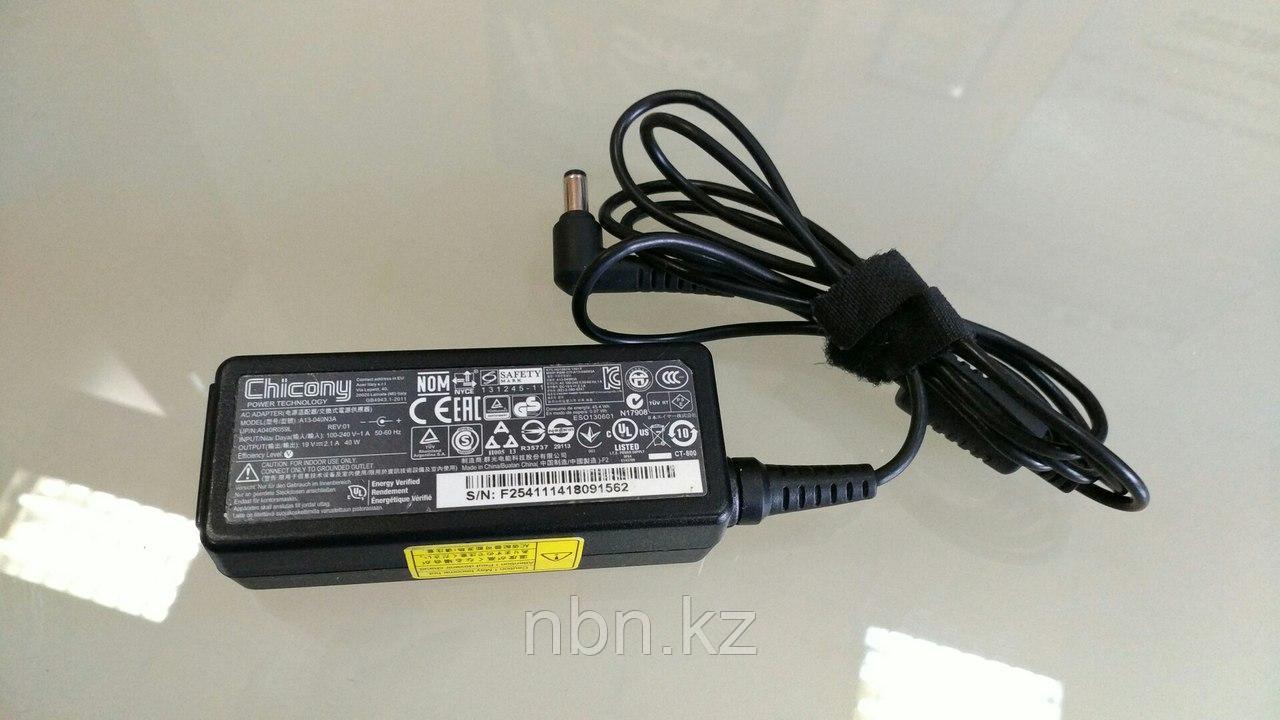 Зарядное устройство / блок питания / зарядка Acer 19В / 2,1A / 40Ват / разъём круглый