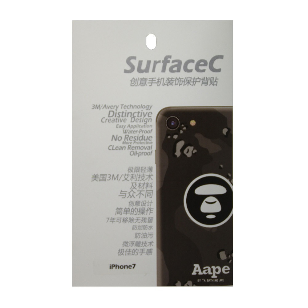 Виниловые Наклейки SurFaceC 11 iPhone 7 Plus