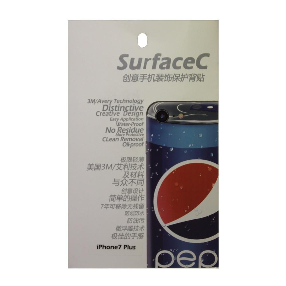 Виниловые Наклейки SurFaceC 12 iPhone 7