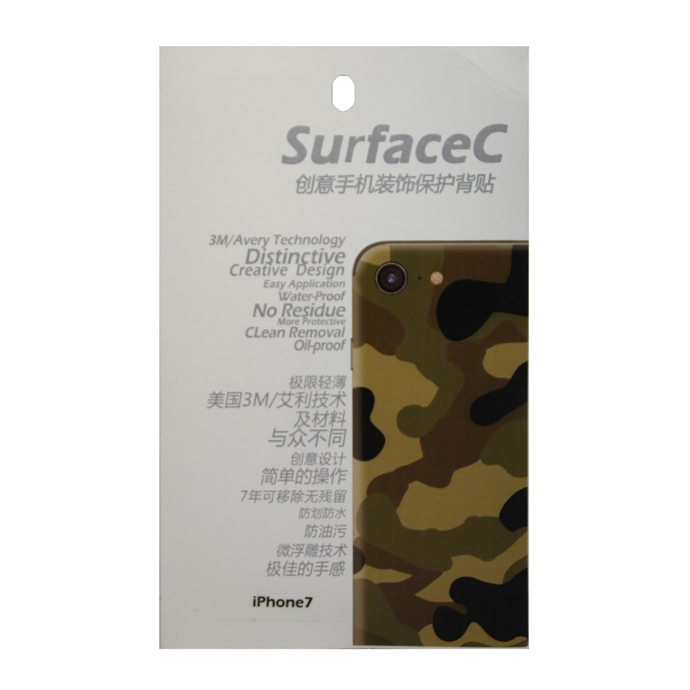 Виниловые Наклейки SurFaceC 2 iPhone 6S, 6