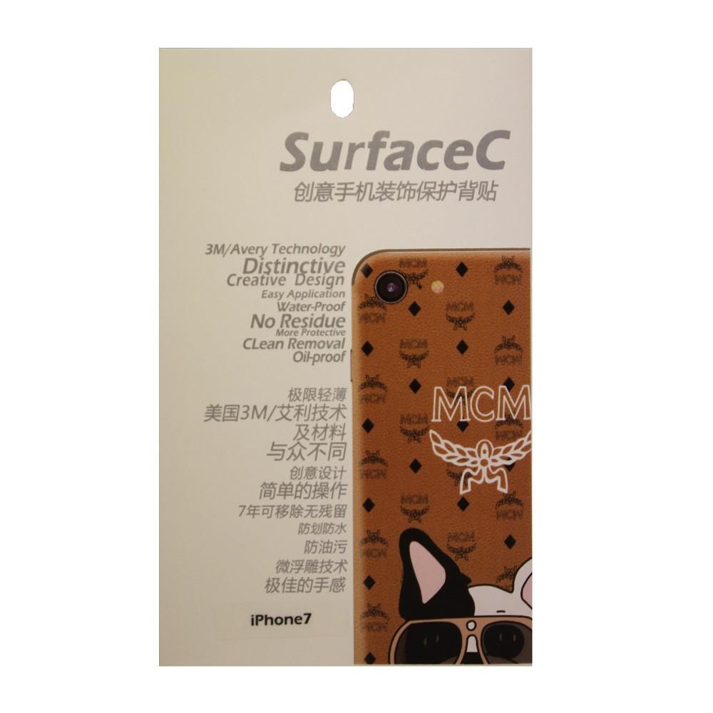 Виниловые Наклейки SurFaceC 7 iPhone 7 Plus